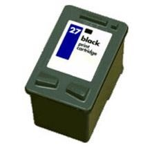 Remanufactured HP 27 C8727AN Black Ink Cartridge