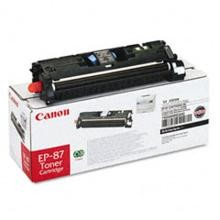 Original Canon EP-87BK Black Toner Cartridge