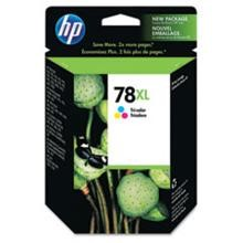Genuine HP 78XL C6578AN High Capacity Color Ink Cartridge