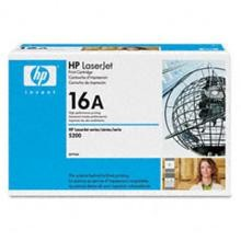 Genuine HP 16A Q7516A Black Print Cartridge