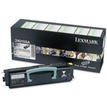 Original Lexmark 24015SA Return Program Toner Cartridge