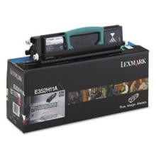 Original Lexmark E352H11A High Yield Return Program Toner Cartridge