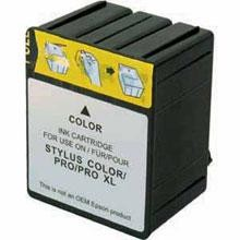 Remanufactured Epson S020036 Color Ink Cartidge