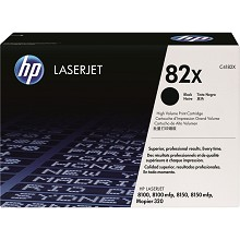 Genuine HP 82X C4182X Black Toner Cartridge