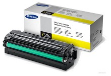 Samsung CLT-Y506L High Yield Yellow Toner Cartridge
