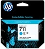Genuine HP 711 CZ134A 3-Pack Cyan Ink (3 x 29ml)
