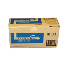 Original Kyocera TK-572C Cyan Toner Cartridge